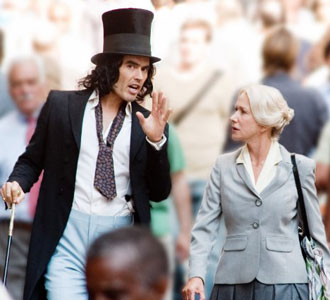 Arthur Review Starring Russell Brand, Jennifer Garner, and Helen Mirren