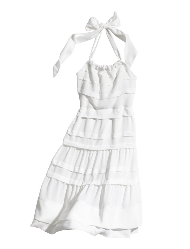 H&M Conscious Collection Recycled Fabric Dress ($40)
