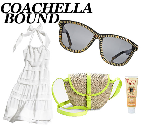 What We're Packing For Coachella!