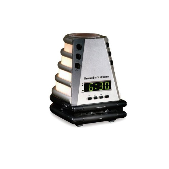 Peaceful Progression Wake-Up Alarm Clock