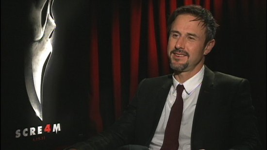 Video: David Arquette on Being Courteney Cox's Biggest Fan and His New Generation of Scream Costars!