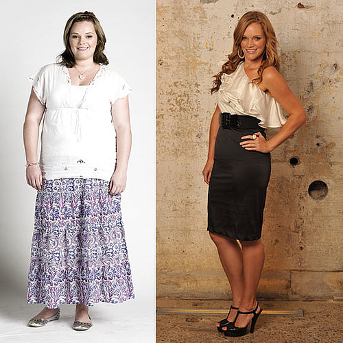 Pictures of the Makeovers and Transformations From The Biggest Loser Australia Families
