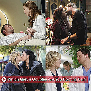 Favorite Grey's Anatomy Couples