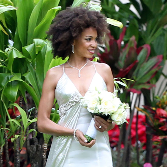 Carlos Santana married Cindy Blackman in Maui, HI, in December 2010.