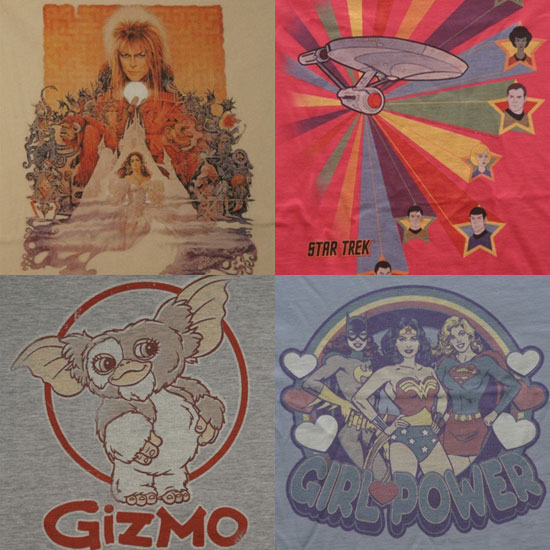 Found: Awesome Geek Tees From WonderCon