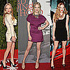Amanda Seyfried Shows Off Her Legs in Minidresses and Platforms on the Red Carpet