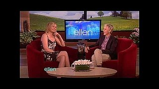 Kim Cattrall on The Ellen DeGeneres Show Video Clip