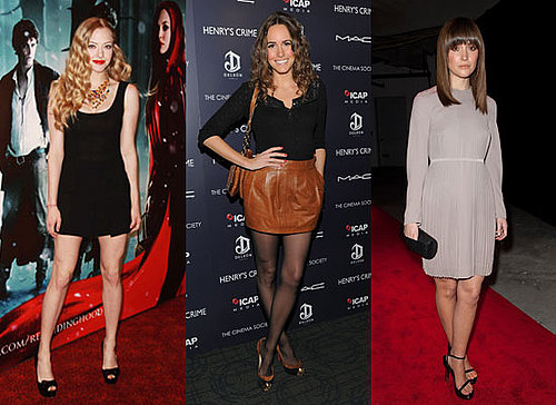 Top Ten Best Dressed Of The Week Abbie Cornish, Taylor Swift, Naomi Watts, Louise Roe & More!