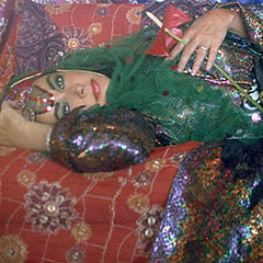 Elizabeth Taylor in Iran at LACMA
