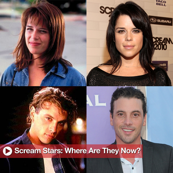 Scream Stars: Where Are They Now?