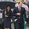 Kate Middleton and Prince William Visit Darwen Aldridge Community Academy 2011-04-11 06:29:57