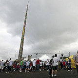 World's Tallest Lego Tower in Brazil