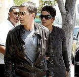 Halle Berry and Olivier Martinez Going to Lunch in LA