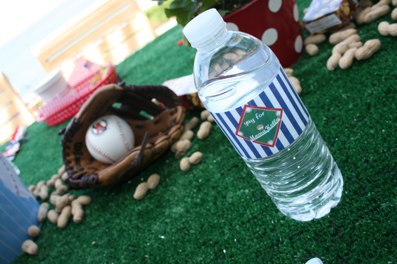 batter up a baseball themed baby shower for a lil slugger to be