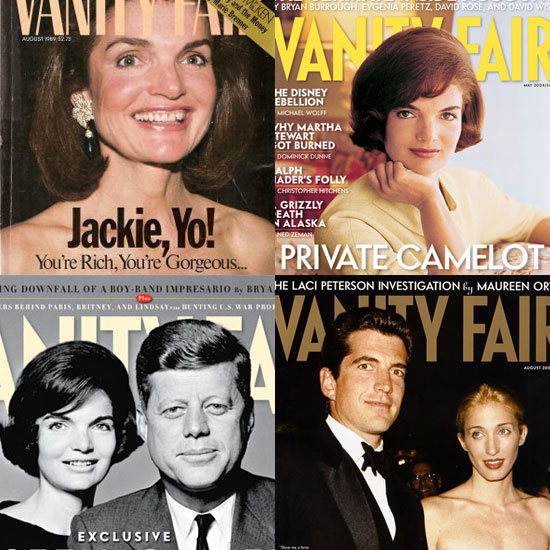 Vanity Fair's (and America's) Enduring Love For the Kennedys