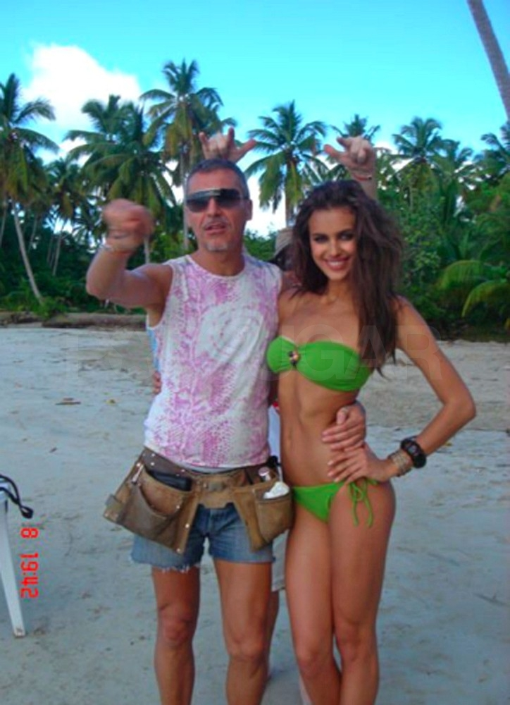 Irina Shayk Puts Her Sports Illustrated Swimsuit Skills to Use on Another Bikini Shoot!