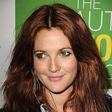 Drew Barrymore's New Red Hair Color