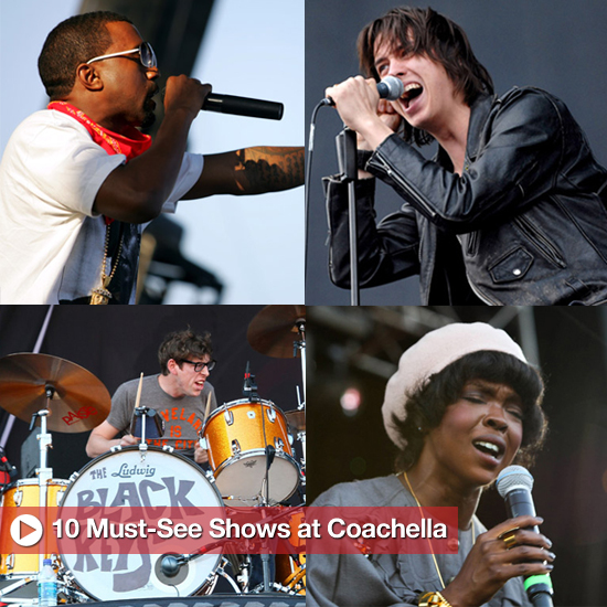 Coachella Lineup and Concert Guide