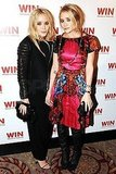 Ashley Olsen and Mary-Kate Olsen at the Women in Need Benefit Pictures