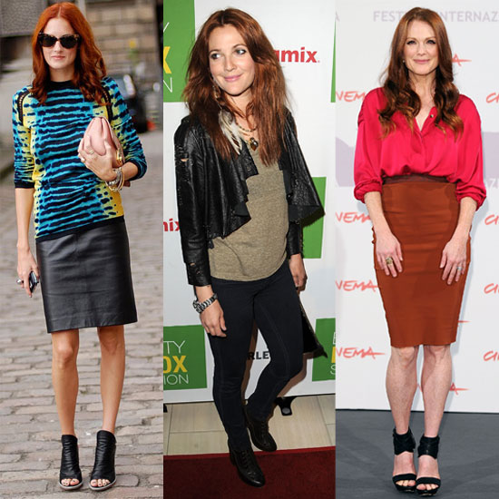 Going Red? Complement Your Shade With These Chic Color Combos