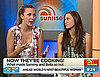 My Kitchen Rules Winners Sammy and Bella Jakubiak Talk Future Plans on Sunrise