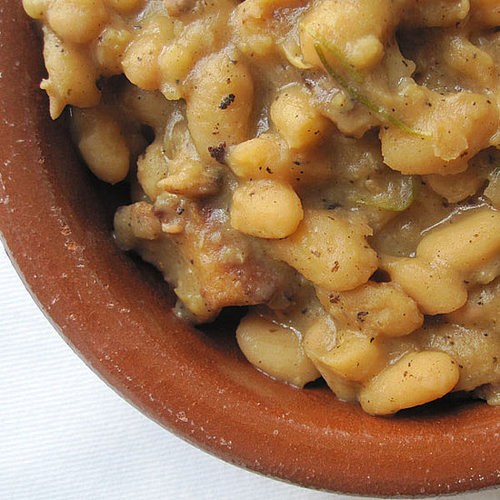 Baked White Bean Recipe