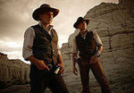 Awesome New Cowboys & Aliens Trailer: The Plot Thickens For Harrison Ford and Daniel Craig