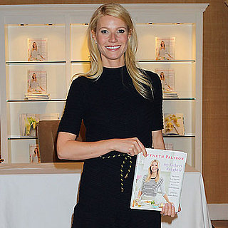 Pictures of Gwyneth Paltrow at Williams Sonoma