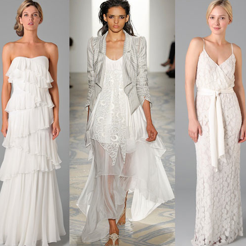 10 Whimsical Wedding Dresses For the Romantic Bride