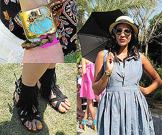 Photos Coachella Street Style 2011