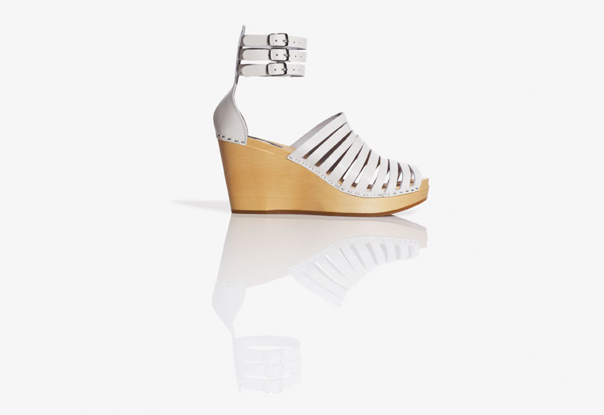 Swedish Hasbeens Shoes For H&M Are Here