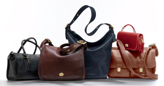 Coach Brings Back Iconic '70s Bags For Exclusive Launch With Net-a-Porter