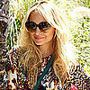 Nicole Richie Wears Mulberry to Coachella Party