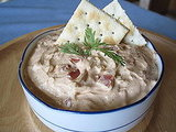 Onion and Tomato Dip