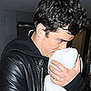 Video: Orlando Bloom, Miranda Kerr, and Baby Flynn at Airport