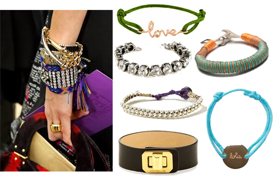 Shopping: Stacking Your Wrist