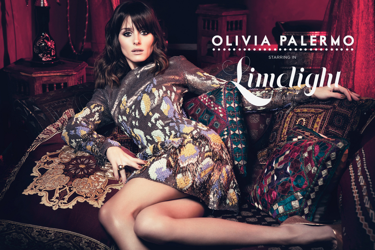 Olivia Palermo Gets Boho-Glam For an Editorial Spotlight