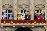 Legoland Windsor's Royal Wedding Diorama