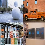 Spring Art Charity Benefits in New York City