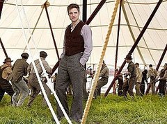 Movies Starring Robert Pattinson on Water For Elephants Movie Review Starring Robert Pattinson  Reese