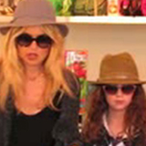 Video: New Mom Rachel Zoe Shopping in LA With Niece Sophie