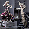 Alexander McQueen Designs Shot by Steven Meisel For Vogue