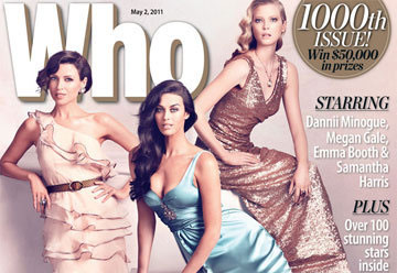 Find Out Who Made Who Magazine's Most Beautiful People 2011 List!