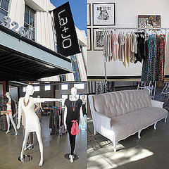 LA + JO Boutique in Culver City