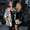 Nicole Richie and Jessica Alba Pictures at a Baby 2 Baby Event