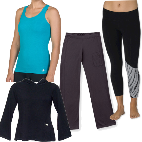 Eco-Friendly Yoga Clothes