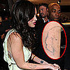 Megan Fox&#039;s Marilyn Monroe Tattoo Is Disappearing