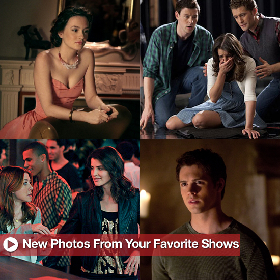TV Teaser: New Pics From Gossip Girl, Glee, and More!