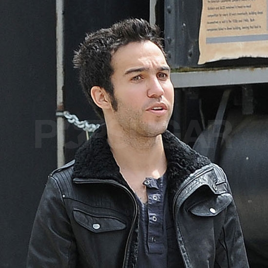 Ashlee Simpson and Pete Wentz Put Their Divorce Aside to Travel the Town Together With Bronx