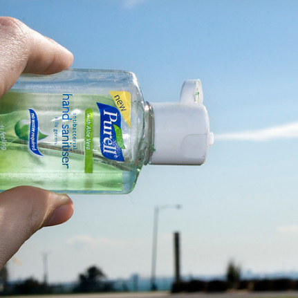 FDA Warns That Hand Sanitizers Aren't Foolproof